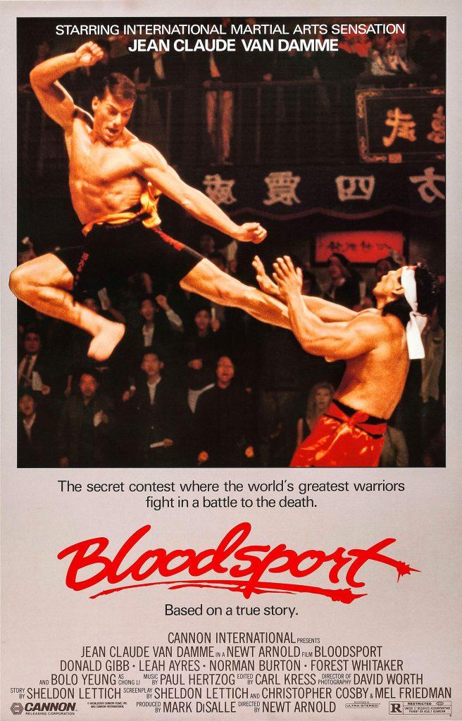 映画 ブラッド・スポーツ